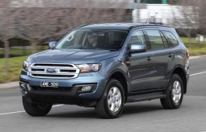 Ford Everest Ambiete (AU) '2015