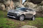 Ford Explorer Platinum 2015 года