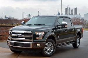 Ford F-150 King Ranch SuperCrew 2015 года