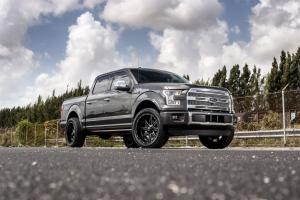 2015 Ford F-150 Platinum by Exclusive Motoring