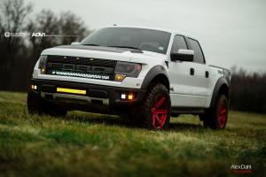 2015 Ford F-150 Raptor SVT by Eurotech Motorsports on ADV.1 Wheels (ADV6MV2SL)