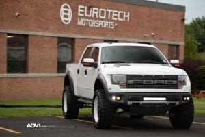 2015 Ford F-150 Raptor by Eurotech Motorsports on ADV.1 Wheels (ADV6.2TFSL)