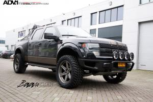 Ford F-150 Raptor on ADV.1 Wheels (ADV6TRUCKSPECSL) 2015 года