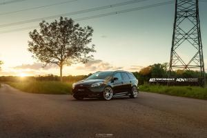 2015 Ford Focus ST Turnier Estate by ATT-Tec on ADV.1 Wheels (ADV5.0MV2)