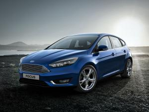 Ford Focus 2015 года