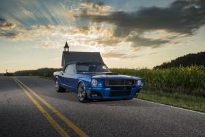 Ford Mustang Convertible Ballistic by Ringbrothers 2015 года