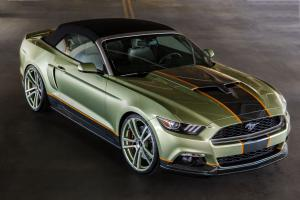 2015 Ford Mustang Convertible by Foose Design