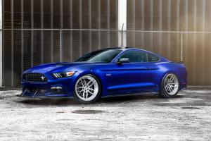 2015 Ford Mustang GT Califonia Special on ADV.1 Wheels (ADV005 MV2 CS)