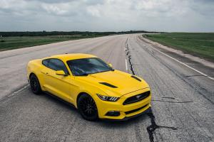 Ford Mustang GT HPE750 Supercharged by Hennessey Performance 2015 года
