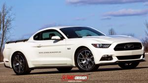 2015 Ford Mustang GT Pickup by X-Tom Design