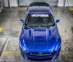 Ford Mustang GT by TruFiber 2015 года