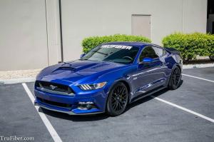 2015 Ford Mustang GT by TruFiber