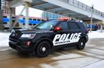 Ford Police Interceptor Utility 2015 года