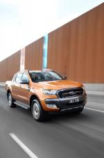 Ford Ranger Wildtrak 2015 года (AU)