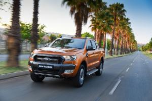 Ford Ranger Wildtrak 2015 года