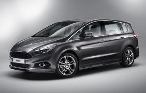 Ford S-Max S 2015 года