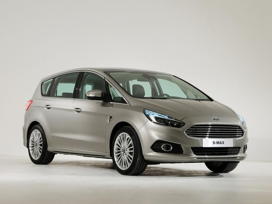 Ford S-Max '2015