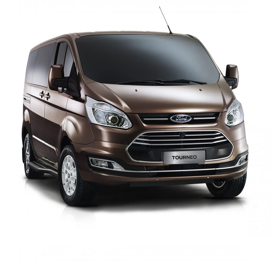 Ford Tourneo (CN) '2015