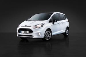 Ford B-Max Colour Edition 2016 года