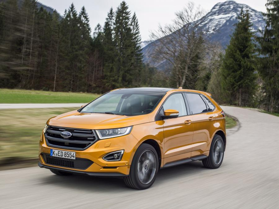 Ford Edge Sport (WW) '2016