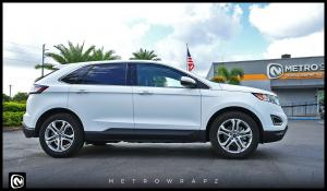 2016 Ford Edge by MetroWrapz