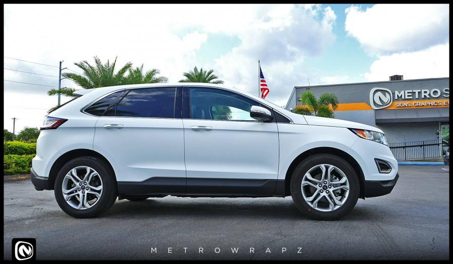 Ford Edge by MetroWrapz