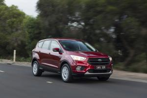 Ford Escape Ambinente 2016 года (AU)