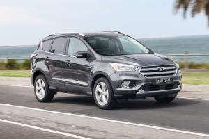 Ford Escape Trend 2016 года (AU)