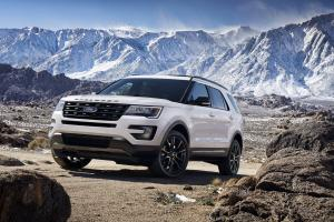 Ford Explorer XLT Sport Appearance Package 2016 года