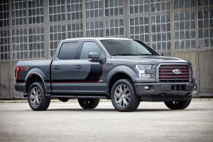 Ford F-150 Lariat Apperance Package 2016 года