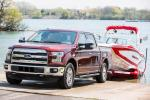 Ford F-150 Pro Trailer Backup Assist System 2016 года