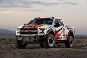 2016 Ford F-150 Raptor Race Truck