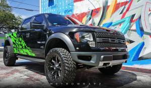 2016 Ford F-150 Raptor by MetroWrapz