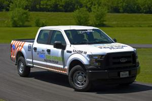 Ford F-150 XL CNG 2016 года