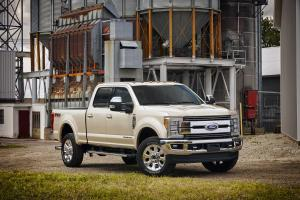 Ford F-350 Super Duty King Ranch Crew Cab 2016 года