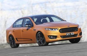 Ford Falcon XR8 Sprint 2016 года