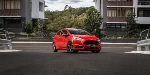Ford Fiesta ST Mountune MP215 2016 года