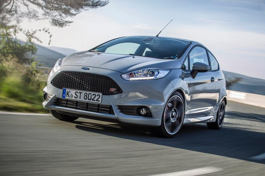 Ford Fiesta ST200 by Mountune '2016