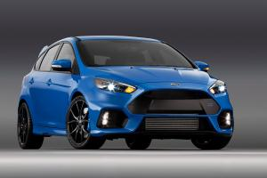 Ford Focus RS 2016 года (US)