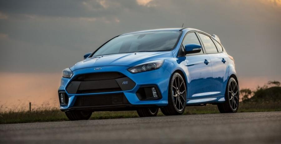 Ford Focus RS by Hennessey