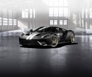 2016 Ford GT '66 Heritage Edition