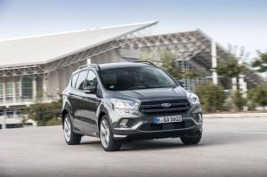 Ford Kuga ST-Line 2016 года