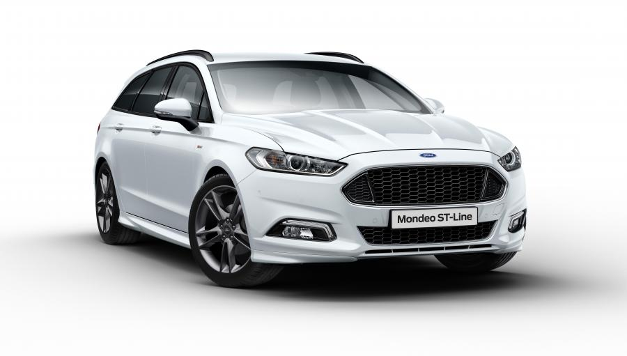 2016 Ford Mondeo Turnier ST-Line