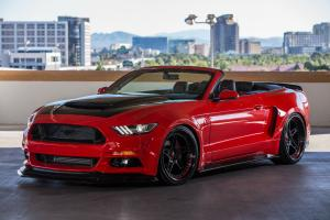 2016 Ford Mustang EcoBoost Convertible by TS Designs