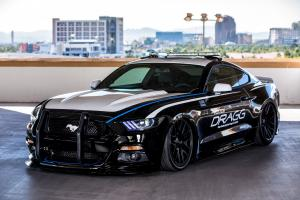 2016 Ford Mustang EcoBoost Fastback by Dragg