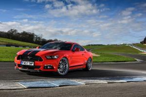 2016 Ford Mustang GT by Milltek
