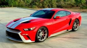 Ford Mustang GTT by Zero to 60 Designs 2016 года
