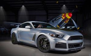 2016 Ford Mustang P-51 by Roush