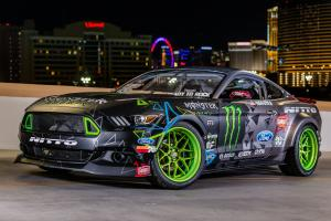 Ford Mustang RTR Competition-Spec Drift Car 2016 года