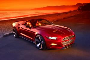 Ford Mustang Rocket Speedster by Galpin Auto Sports 2016 года